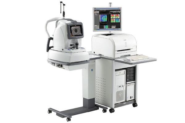 光干渉断層計(OCT)